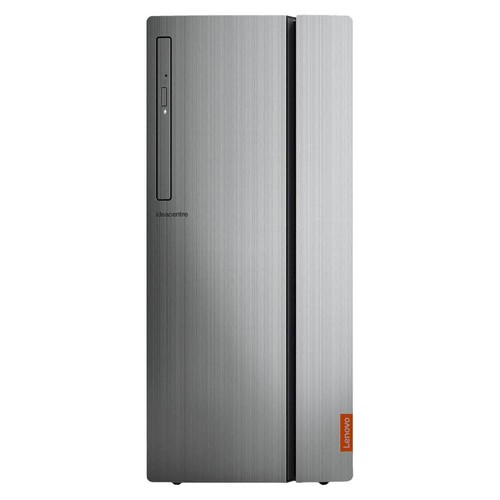 Lenovo - IdeaCentre 720 Desktop - Intel Core i7-7700 - 8GB Memory - AMD Radeon RX 460 - 128GB SSD + 1TB Hard Drive - Silver
