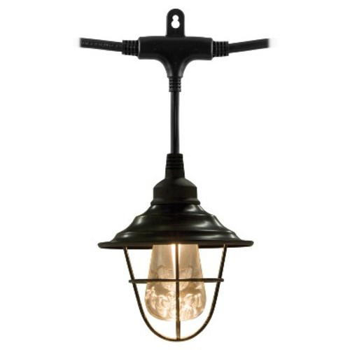 Enbrighten Oil-Rubbed Bronze Cage Cafe Light Shade (6-Pack)
