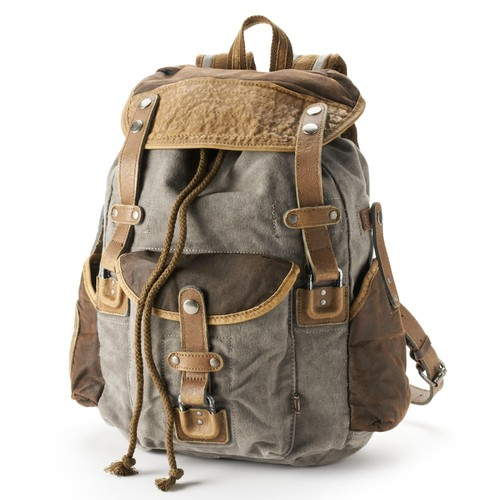 The Same Direction Tapa Backpack
