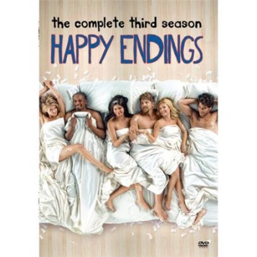 Happy Endings: The Complete Third Season [3 Discs] [DVD]