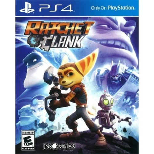 Ratchet & Clank PREOWNED - PlayStation 4