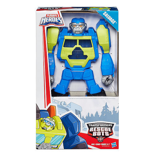 Playskool Heroes Transformers Rescue Bots Salvage