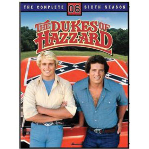 The Dukes of Hazzard: The Complete Sixth Season [4 Discs]