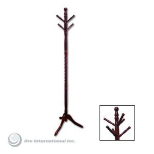 Home Decorators Collection Twist Cherry 6-Hook Coat Rack