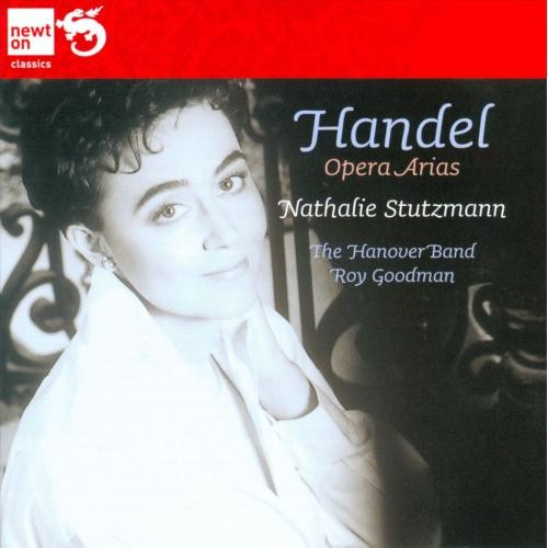 Handel: Opera Arias [CD]