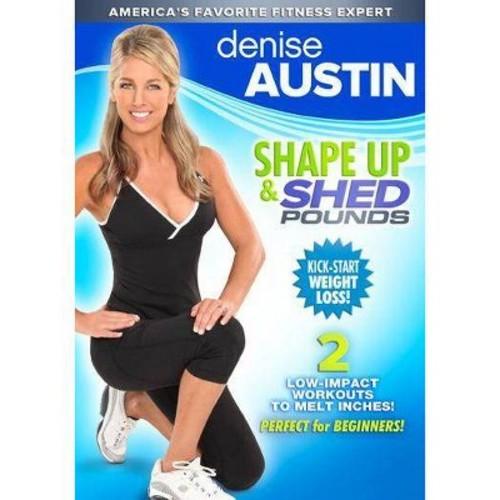 Denise Austin: Shape Up & Shed Pounds WSE DD2