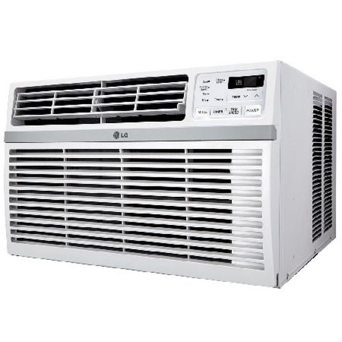LG 8,000 BTU Window Air Conditioner with RemoteControl