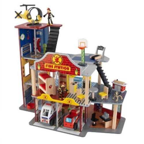KidKraft Deluxe Fire Station Set