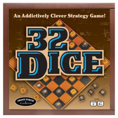 Front Porch Classics - 32 Dice Board Game
