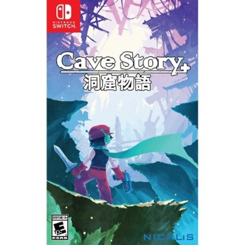 Cave Story...