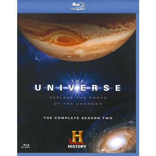 Universe: The Complete Season Two [4 Discs] [Blu-ray]