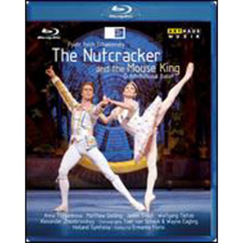 The Nutcracker and the Mouse King [Blu-ray] WSE 2/DHMA