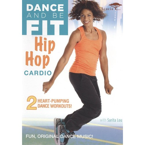 Dance and Be Fit: Hip Hop Cardio [DVD] [2009]