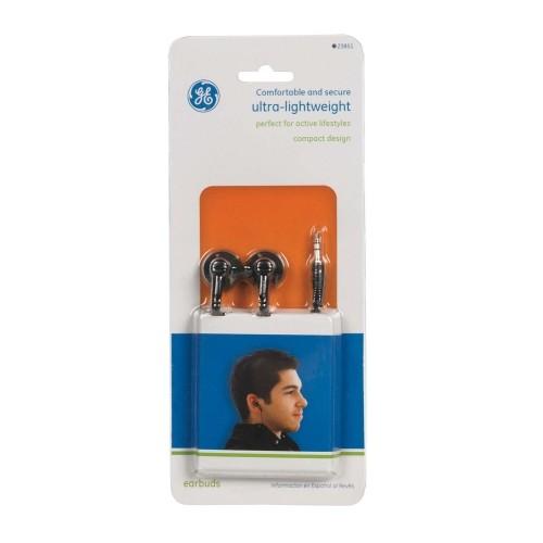 G.E. Earbud Headphones (23851)