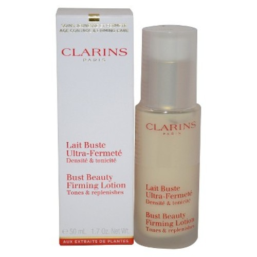 Clarins Bust Beauty Firming Lotion- 1.7 oz