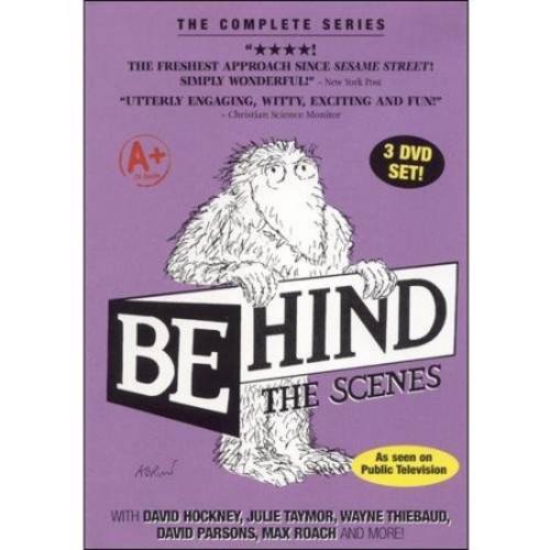 Behind the Scenes Complete Series