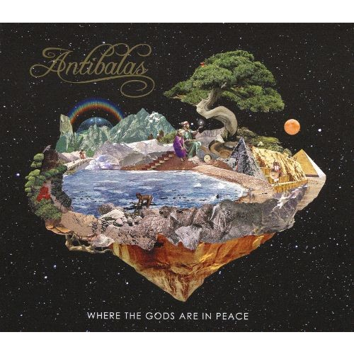 Where the Gods Are in Peace [CD]