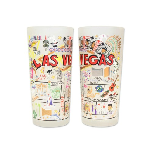 Las Vegas Frosted Glass