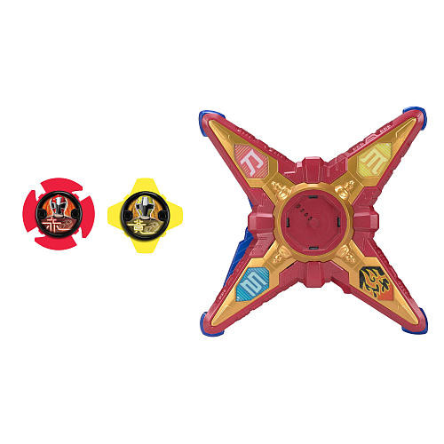 Power Rangers DX Ninja Hero Play - Battle Morpher