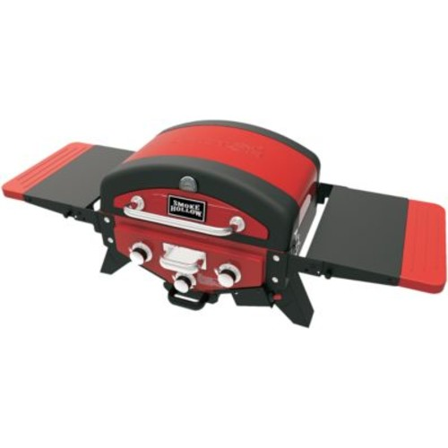Smoke Hollow Vector Tabletop Gas Grill Red