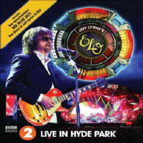Live in Hyde Park [Blu-Ray Disc]
