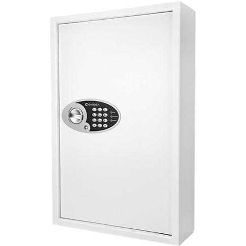 Barska - Key Cabinet - White