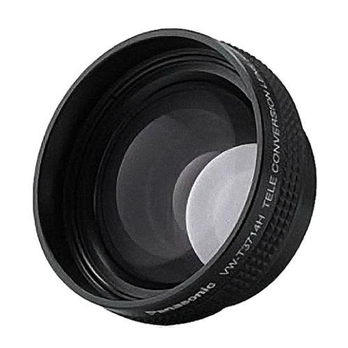 Panasonic VW-T3714H 37mm Telephoto Conversion Lens for HDC-HS100, HS9, SD10,SD5,SD9, SX5