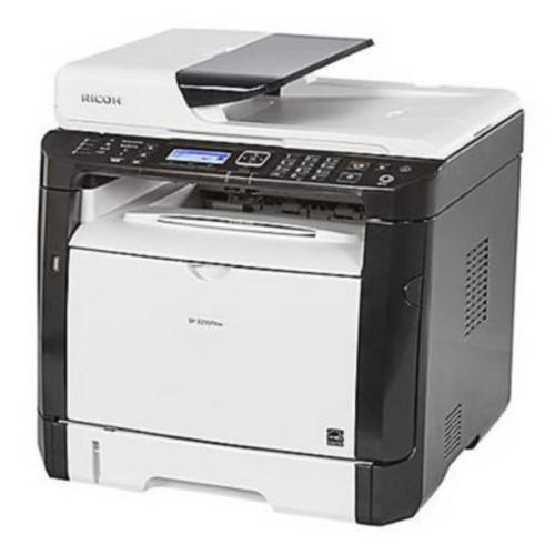 Ricoh SP 325SFNw Black/White Laser Multifunction Printer, 407983,
