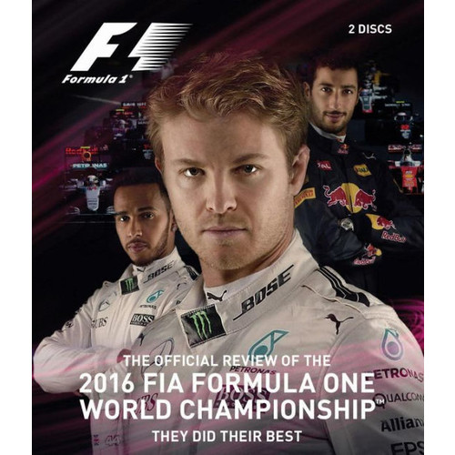 The Official Review of the 2016 FIA Formula One World Championship