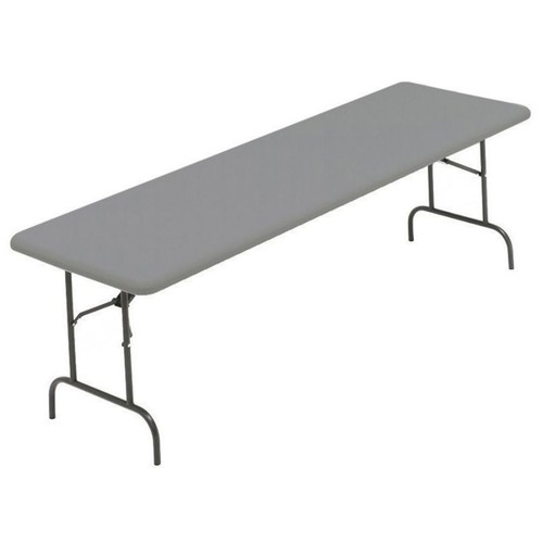 Iceberg IndestrucTable TOO 1200-Series Folding Table, 30