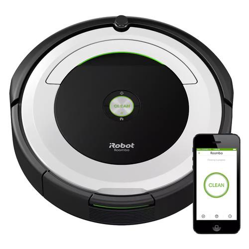 iRobot Roomba 695 Wi-Fi Connected Robotic Vacuum