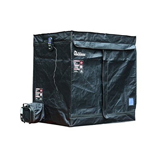 Dr. Infrared Heater Dr Infrared Heater 2-tier 18 cubic feet portable bedbug heater with thermometer and timer