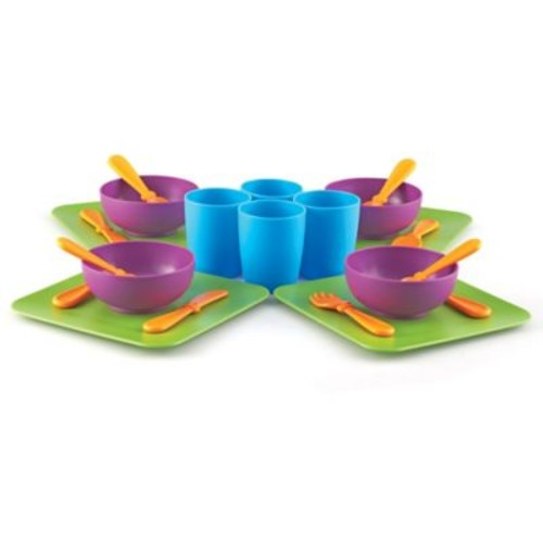 Learning Resources 24-Piece New Sprouts Serve It! Set