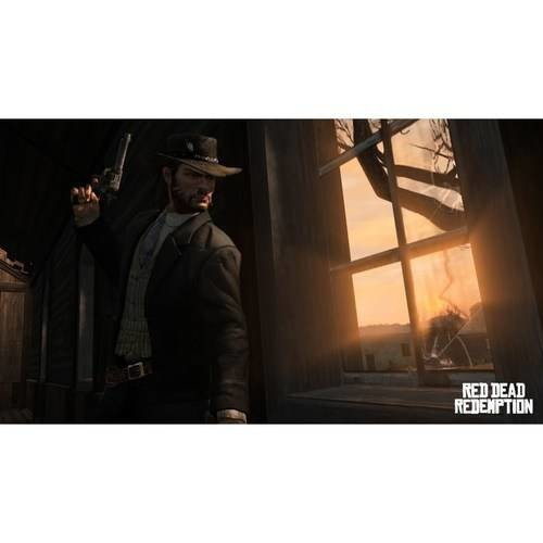 Red Dead Redemption: Game of the Year Edition - Xbox One and Xbox 360 [Disc, Xbox 360]