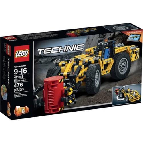 LEGO Technic Mine Loader (42049)