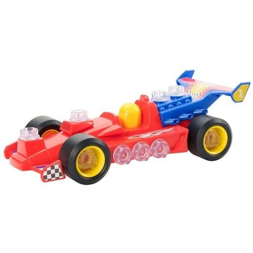 Educational Insights Design & Drill Power Play Vehicles Race Car - Design & Drill Power Play Vehicles  Race Car