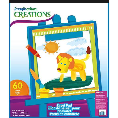 Imaginarium Creations 60 Sheet Easel Pad