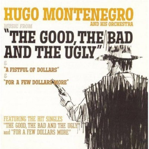 Hugo montenegro - Music from the good the bad and the u (CD)