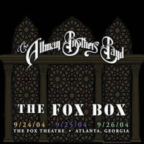 Allman Brothers Band - Fox Box (CD)