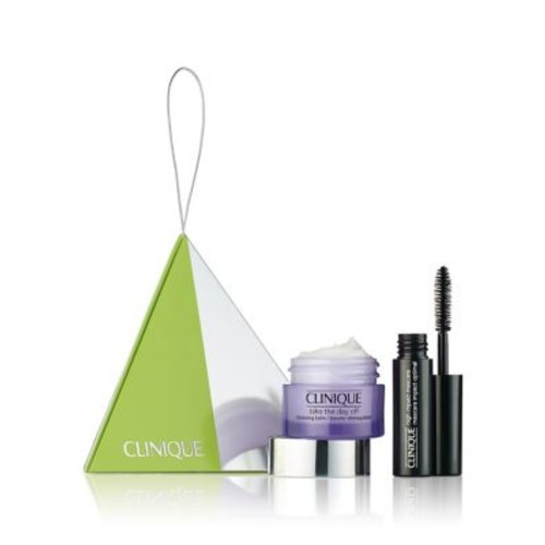 High Impact Mascara and Take the Day Off Cleansing Balm Set
