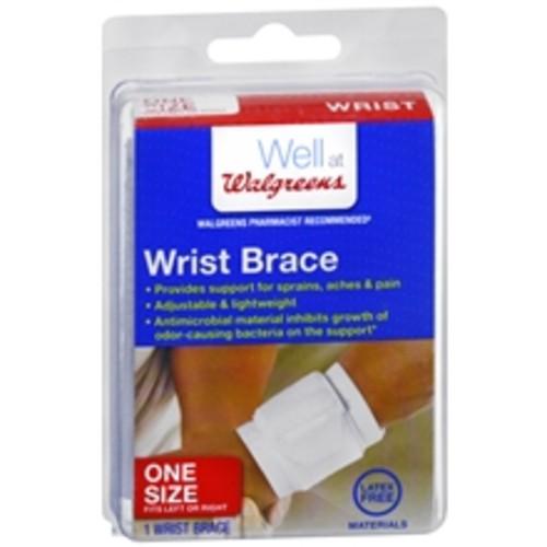 Walgreens Wrist Brace One Size