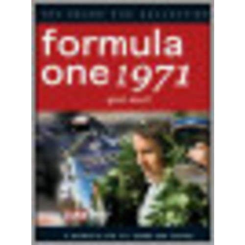 Formula One 1971: Great Scot! [DVD] [2004]