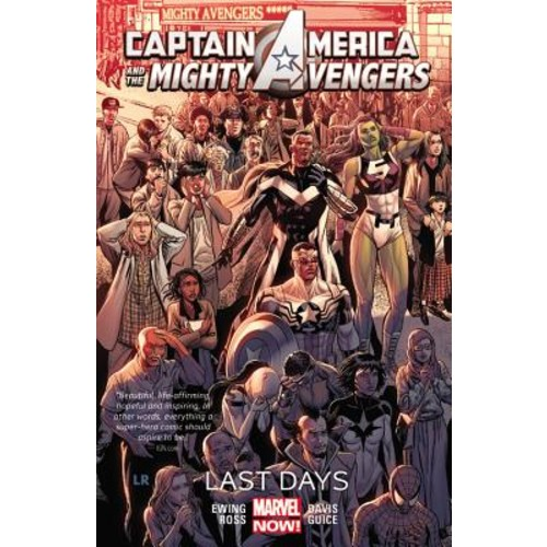 Captain America & the Mighty Avengers Vol. 2 : Last Days