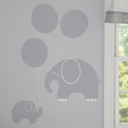 Just Born Hattie & Ellie Wall Decals