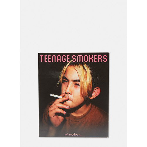 Ed Templeton, Teenage Smokers, signed