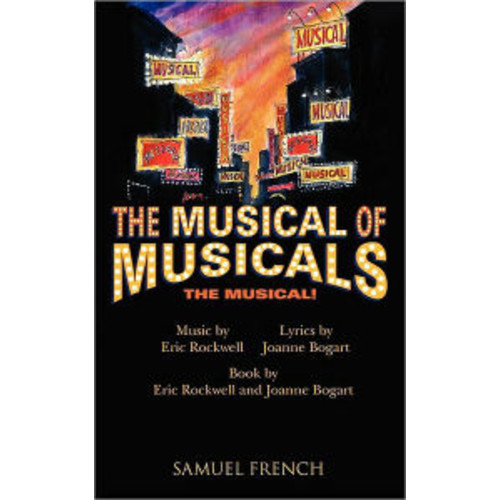 Musical Of Musicals The Musical!