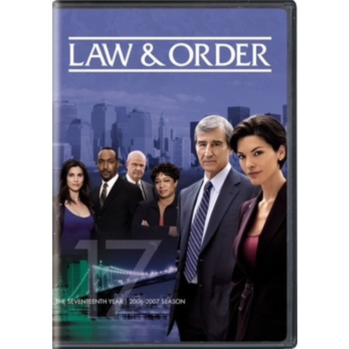Law & Order: The Seventeenth Year (Widescreen)
