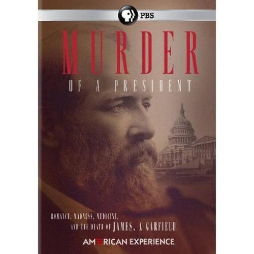 American experience:Murder of a presi (DVD)