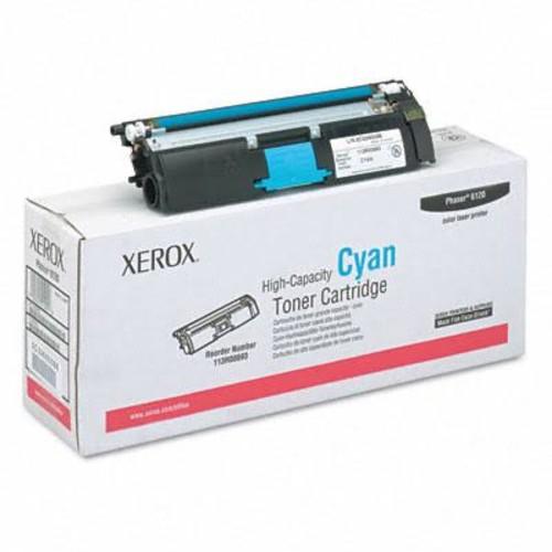 Xerox Phaser 6120 Toner Cartridge Cyan 4.5k 113R693