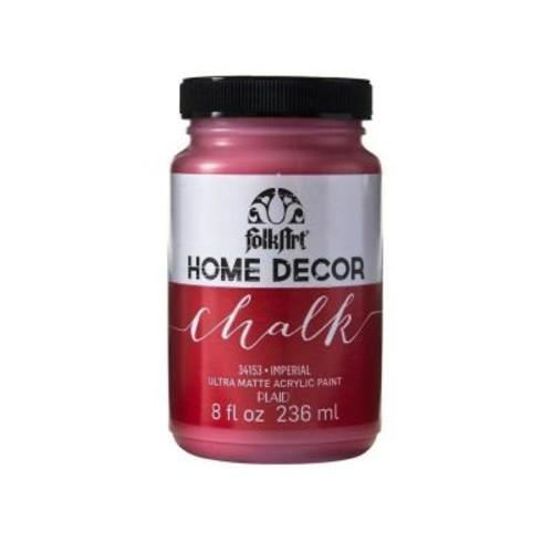 FolkArt Home Decor 8 oz. Imperial Ultra-Matte Chalk Finish Paint